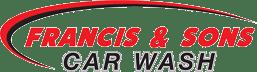 Francis and Sons Car Wash & Car Detail Center of Phoenix AZ Logo