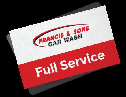 Francis and Sons Car Wash & Car Detail Center of Phoenix AZ