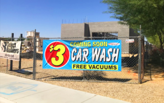 New Location Coming Soon - Francis and Sons Car Wash & Car Detail Center of Phoenix AZ